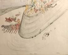 Alexander CALDER (1898-1976) - Ben Hur