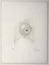 Lucio FONTANA - Estampe-Multiple - Concepto espacial