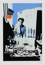 Bernard RANCILLAC - Print-Multiple - Chez Giacometti