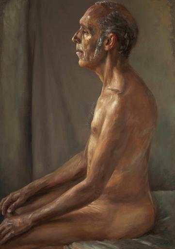 Jean-Christophe GONDOUIN - Peinture - Bruno