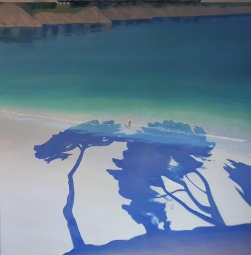 Anne QUEMAR - Pittura - Sur la Terre