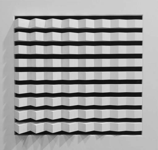 Marcello MORANDINI - Skulptur Volumen - STRUTTURA 553 A/2009