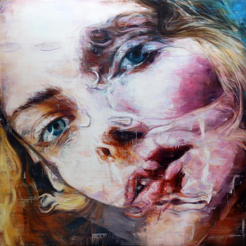Harding MEYER - Pintura - o.T. (12-2016)
