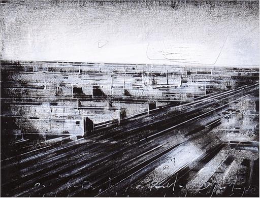 Jonathan GUAITAMACCHI - Painting - Nord