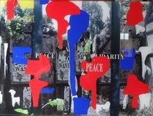 Robert LABOR - Print-Multiple - Peace