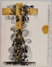 Graham Vivian SUTHERLAND - Grabado - Ants