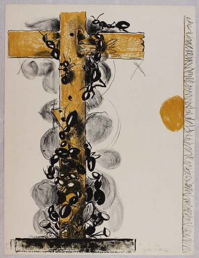 Graham Vivian SUTHERLAND - Druckgrafik-Multiple - Ants