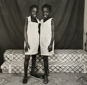 Malick SIDIBÉ - Fotografia - Les 2 soeurs