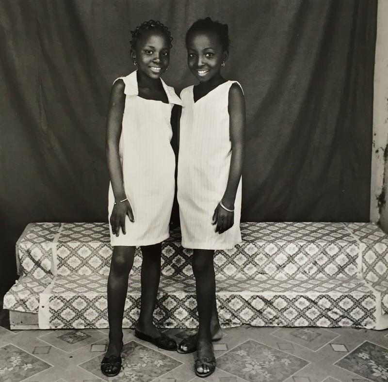 Malick SIDIBÉ - Photo - Les 2 soeurs