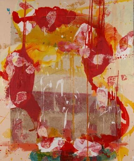Jorge GALINDO - Painting - Pilules Orientales I