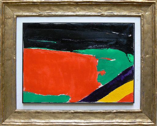 Piero RUGGERI - Painting - Prime luci del mattino NF349