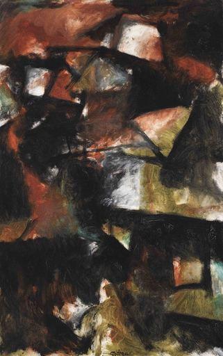 Avigdor ARIKHA - Painting - Sombre