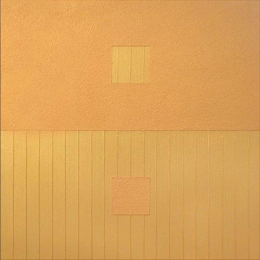 Gianfranco ZAPPETTINI - Painting - La trama e l'ordito n.45