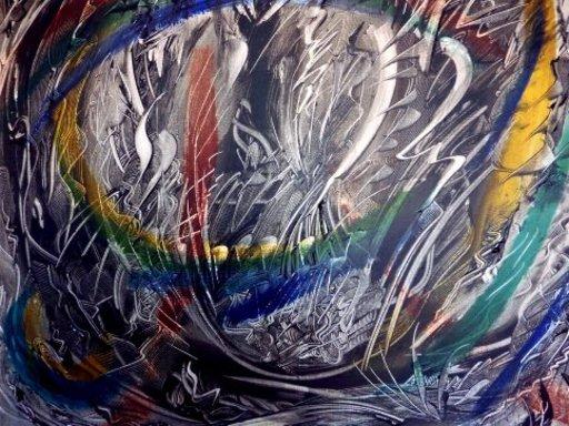 Didier ANGELS - Peinture - Les Abysses 004