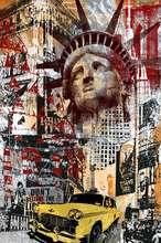 Devin MILES - Grabado - New York
