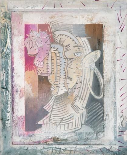 Carlos CEESEPE - Pintura - Alina en marzo