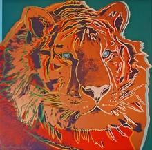 Andy WARHOL (1928-1987) - Siberian Tiger