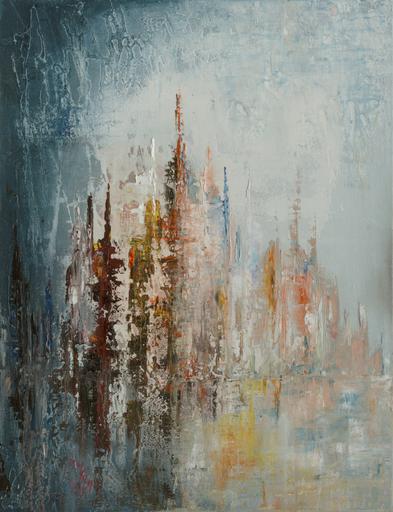 Danielle MAILLET-VILA - Painting - New York