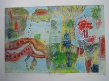 Shoichi HASEGAWA - Print-Multiple - PLACE DE L'ETOILE - PARIS