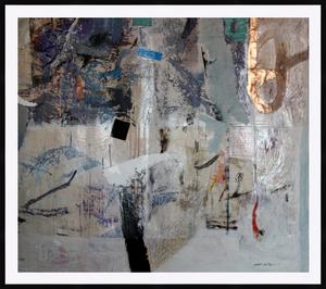 Kakhaber TATISHVILI - Gemälde - Composition