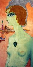Kees VAN DONGEN - Print-Multiple - La Marquese Casati
