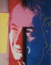 Andy WARHOL (1928-1987) - Golda Meir