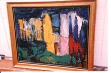 Mikhaïl TUROVSKY (1933) - Toledo Lanscape