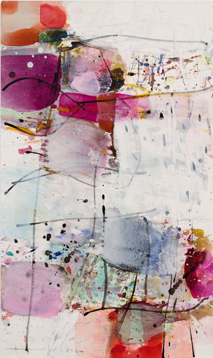 Greet HELSEN - Painting - Blütenstaub