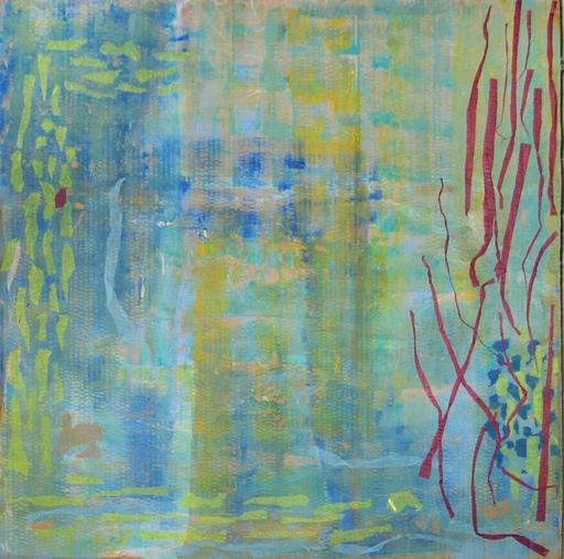 Christine GROSARU-BLETON - Gemälde - Rêverie