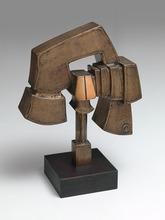 Hubert MINNEBO - Sculpture-Volume - Vanuit een vibrerend geheel