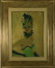 Jean Gabriel DOMERGUE - Painting - Harmonie verte