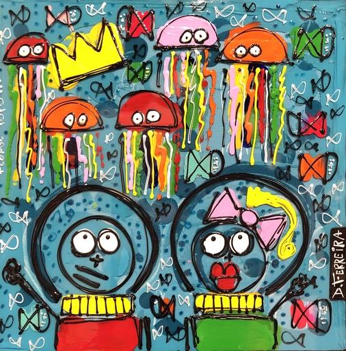 David FERREIRA - Pittura - Plonge Toto