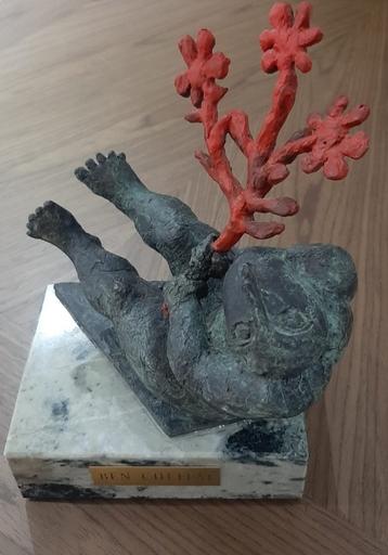 Saad BEN CHEFFAJ - Escultura