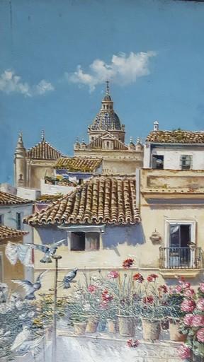 José RICO Y CEJUDO - Painting