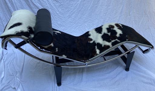 Charles  LE CORBUSIER & Charlotte  PERRIAND - Chaise longue LC4 Poney - 2016
