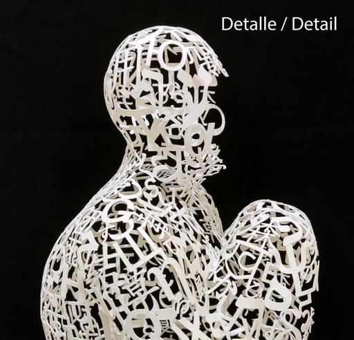 Jaume PLENSA - Sculpture-Volume - Sculpture