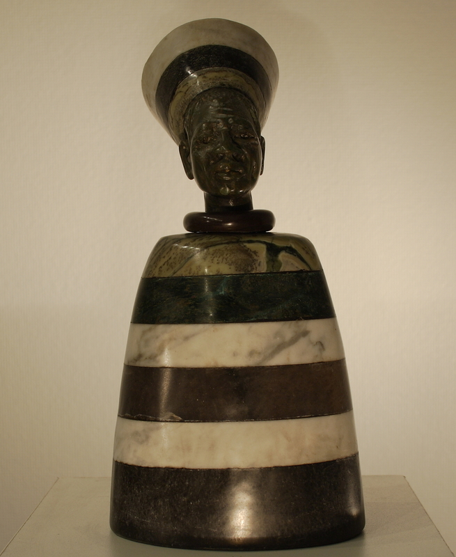 Nicholas TANDI - Sculpture-Volume - König und Königin