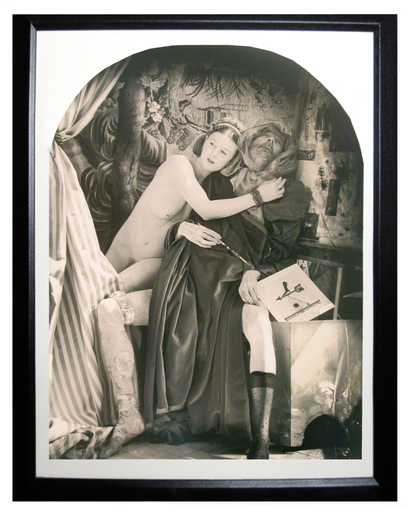Joel-Peter WITKIN - Photography - Rafael and La Fornarina