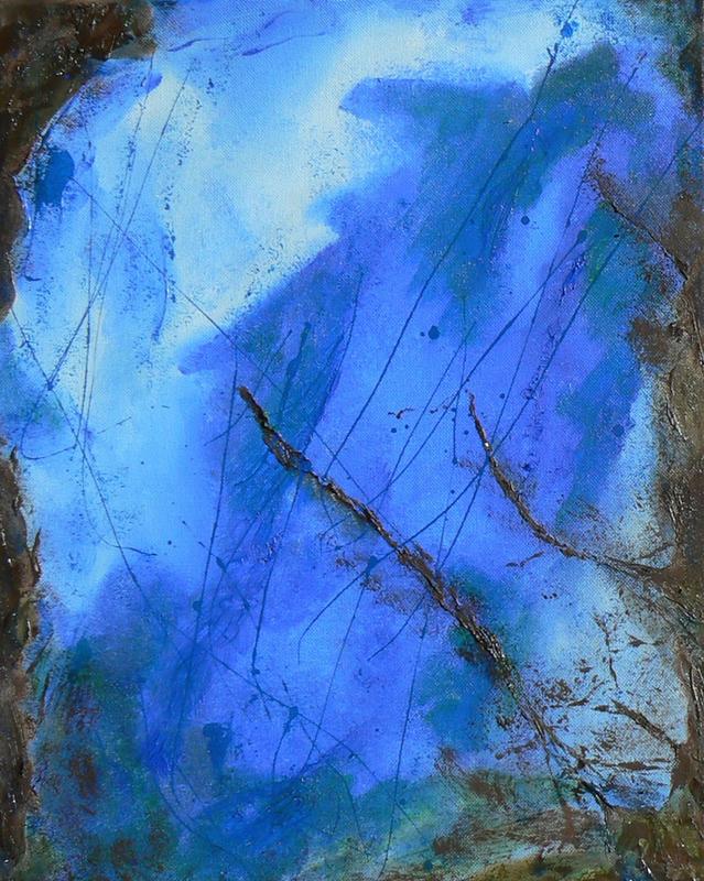 Francis MOREAU - Peinture - Emprise
