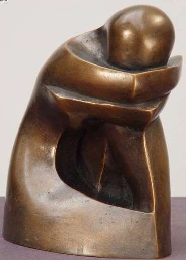 Stanislav ZADRAZIL - Escultura - Meditation