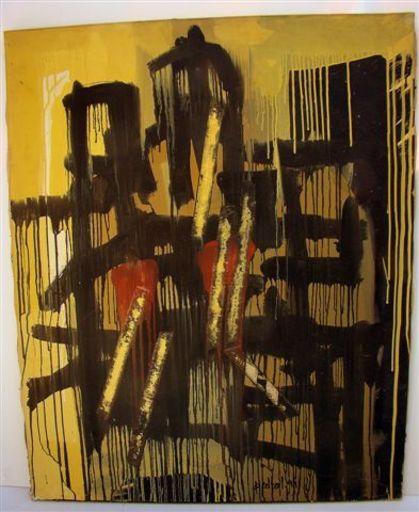 Manel PEDROL - Painting - 33.VILLE