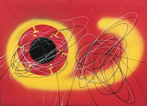 Roberto Gaetano CRIPPA - Pittura - Spirali