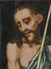 Luis DE MORALES - Painting - Christ as the Man of Sorrows
