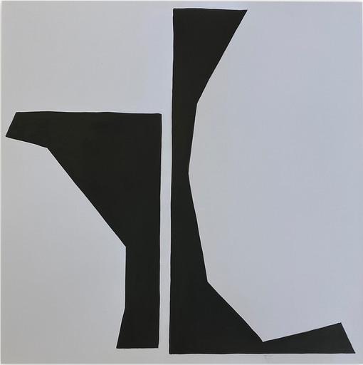 Ulla PEDERSEN - Pittura - Cut-Up Paper 2006