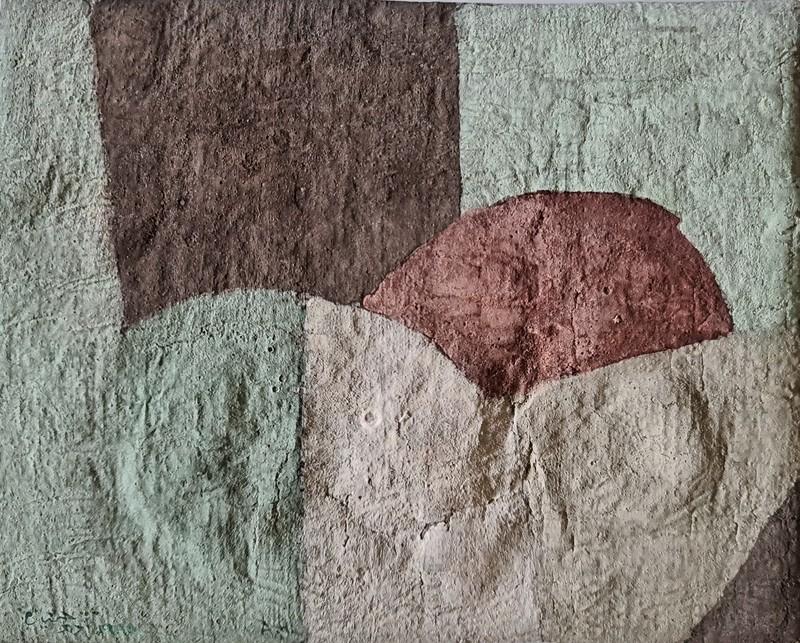Adam HENEIN - Painting - Sans