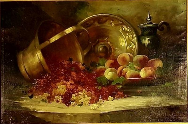 Georges DUVAL - Peinture