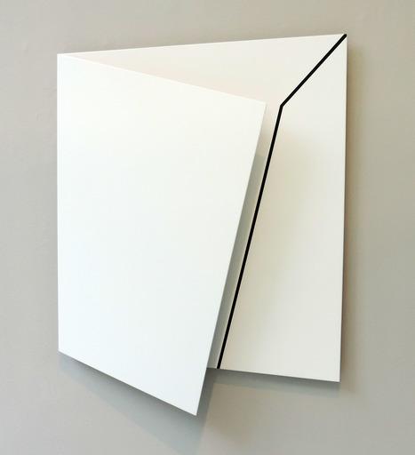 Gerhard FRÖMEL - Sculpture-Volume - Weiss-Weissraum