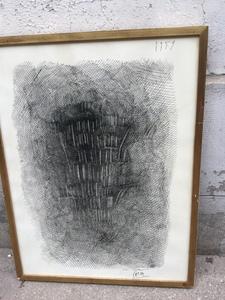 CÉSAR - Drawing-Watercolor - SANS TITRE