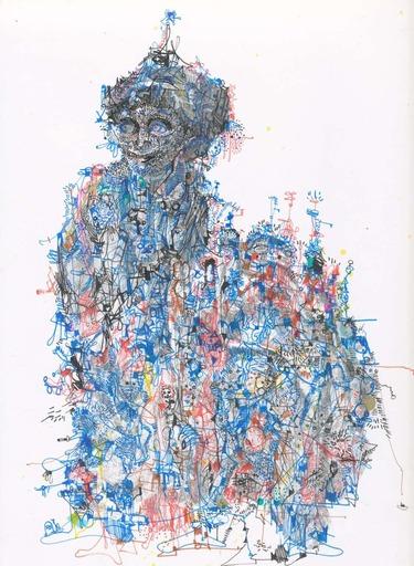 Michael ALAN - Drawing-Watercolor - Humand Architect