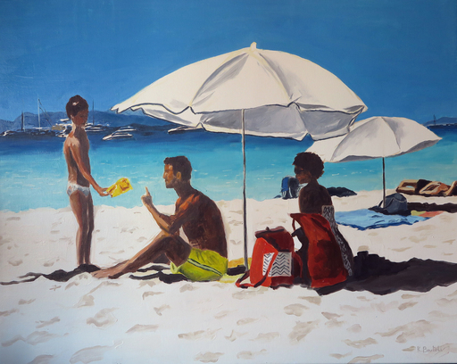 Karine BARTOLI - Pittura - Formentera